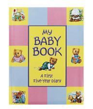 Mein Buch - A Erste Jahre Tagebuch Aufnehmen Baby's Milestones Andenken Geschenk