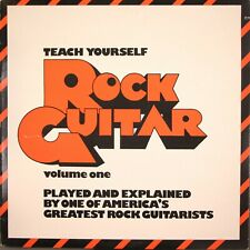 Teach Yourself Rock Guitar Lp Volume 1 Charlie Daniels Clockwork Orange Motif