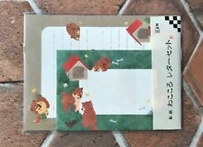 Letter Sheet Envelope Set Shiba Inu Dog  Favorit things Stationery Japanese