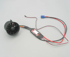 Freewing F-16 V2 70mm 12 Blade 2300Kv Power Combo For 6S - Free Shipping !