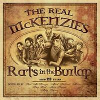 The Real Mckenzies - Rats In The Burlap (NEW CD)