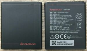 New BL253 Replacement Battery for Lenovo A2016a40 Battery 2000mAh