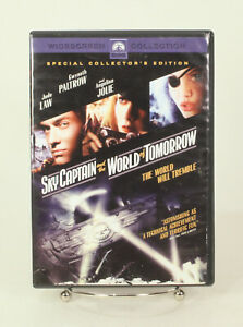 Sky Captain And Th World Of Tomorrow  Used  DVD  MC7B