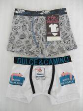 lot de 2 boxers garcon age 2-3 ans coton
