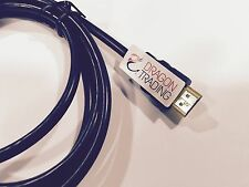 HDMI lead for Panasonic Lumix DMC-GF1C Digital Camera - Gold Plated - High De...