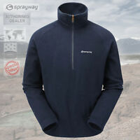 Sprayway Mens Santiago Fleece Pullover Top Pullover 1/2 Zip - New - RRP £35.00