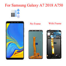 For Samsung Galaxy A7 SM-A750FN A750F Touch Screen Digitizer LCD Display