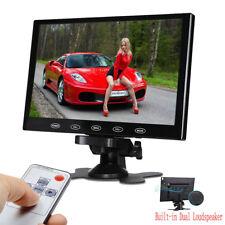 US-7'' TFT LCD Display AV/RCA/HDMI/VGA Car Monitors w/o Player for Raspberry Pi