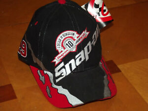 NOS Snap-on Kevin Harvick  Hat/Chase Authentis/Nascar