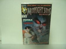Midnight Sons Unlimited #2 Marvel comic book 1993 Ghost Rider