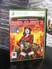COMMAND E CONQUER RED ALERT 3 GIOCO XBOX 360 NUOVO ITA