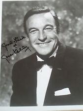 Gene Kelly hand-signed autographed 8x10 photo