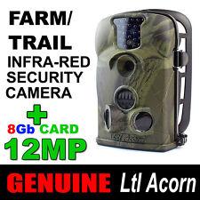 NEW DIGITAL SECURITY CAMERA for FARM GATE SURVEILLANCE HUNT TRAIL GUARD CAM 8Gb