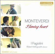 NEW Flaming Heart (Audio CD)