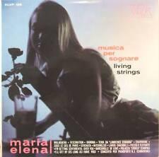 "LIVING STRINGS ""MARIA ELENA"" orig.lp Italy mint"