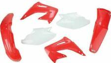Carrosserie et cadre rouge pour motocyclette 2004