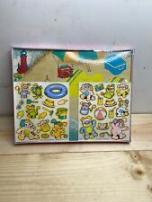 Colorforms Deluxe Play Set Popples Vintage - Store Display - RARE!!!