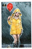 "Grimm Gretel #4 ""IT"" Homage  PGX 10.0  GRADED & SLABBED  Ltd. Ed. 350 Comic"