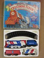 Durham Industries Freedom Flyer Train Set Battery Operated USA Bicentennial 1975