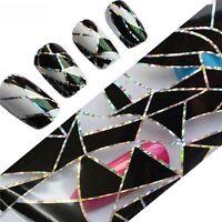 Decoration Fashion DIY Nail Art Sticker Foil Polish Transfer Wrap