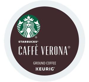 Starbucks Coffee, Keurig K-Cups, 24 Count - PICK ANY FLAVOR