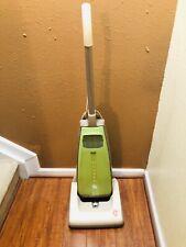 Vintage Model 1149 green Hoover Upright Vacuum Cleaner