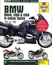1993 - 2006 BMW R850 1100 1150 4-Valve Twins Haynes Service Repair Manual 2826