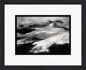 Ansel Adams - In the Crater of Haleakala Custom Gallery Framed FREE SHIPPING