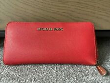 Michael Kors Women's Red Purse / Wallet