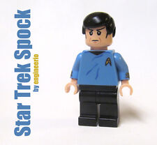 LEGO Custom - Spock - Super heroes Star Trek mini figure
