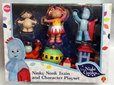 In The Night Garden Ninky Nonk Train & Character Play Set Kids Gift Brand New