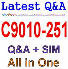 IBM Power Systems with POWER8 Scale-out Technical Sales C9010-251  Exam Q&A+SIM