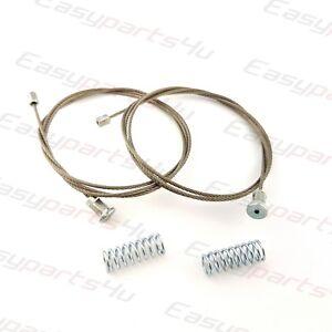 Peugeot 508 Elevalunas Cable/Cable Kit de Reparación Trasero L/R Puerta