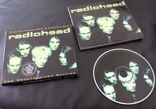 Radiohead - Interview cd Disc/Book