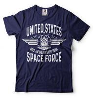 USA Space Force T shirt Make The Galaxy Great Again Donald Trump t shirt
