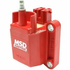 MSD Ignition 8226 Ignition Coil Coil GM External HEI Hi Performance