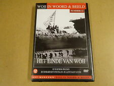 DVD / WOII - IN WOORD EN BEELD NR.12 - HET EINDE VAN WOII