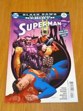 SUPERMAN #25 DC UNIVERSE REBIRTH NM (9.4)