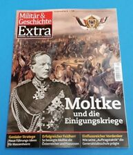Militär & Geschichte Extra Sonderheft Nr.8  2018 Moltke  ungelesen 1A abs. TOP