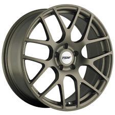 TSW Nurburgring 19x10.5 5x120 +27mm Matte Bronze Wheel Rim