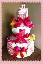 ⭐️WINDELTORTE⭐️ Badespaß (3 Stock) - schönes Geschenk zur Taufe oder Geburt