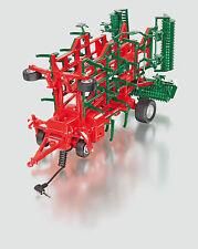 SIKU Control 6784 - Cultivador, Escala 1 :3 2 , NUEVO / embalaje original