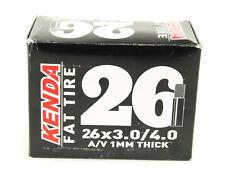 Kenda Fat Bike Tube 26 x 3.0-4.0 Schrader Valve