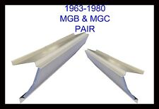 1963-1980 MGB MGC  OUTER ROCKER PANELS    ...NEW PAIR!