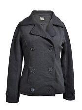 Ladies Peacoat Jacket Woman Junior Pea Coat Classic Winter Jacket Warmer