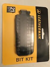 Leatherman Bit Kit For Surge, Wave, Signal... New Unopened