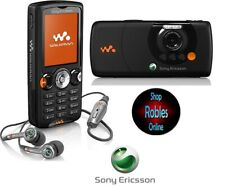 Sony Ericsson W810i Walkman Black (Simlock Frei) 4Band 2MP Original Radi NEU OVP