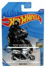 2020 Hot Wheels #65 Factory Fresh BMW K 1300 R motorcycle blk/drk slvr
