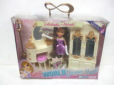 Bratz World Yasmin's House Set with Doll - Furniture and Accessories MIB