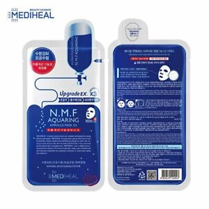 Mediheal Assorted Mask 10pc Set (5 x 2ea) - FREE Shipping, from CA, USA